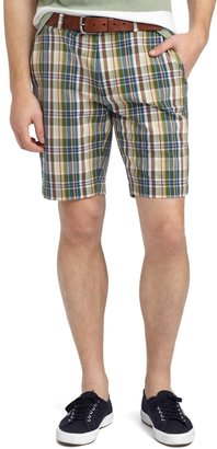 Brooks Brothers Willowbough Madras Bermuda Shorts