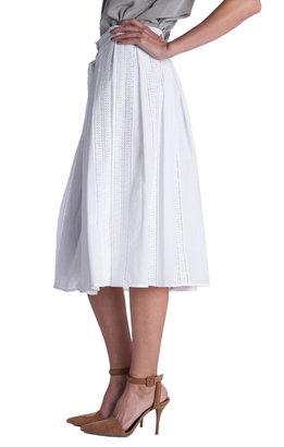 Sea NEW YORK Button Up Skirt