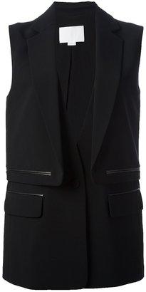 Alexander Wang pocket waistcoat