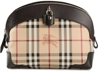 Burberry 'Haymarket check' shoulder bag