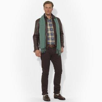 Polo Ralph Lauren Leather Barracuda Jacket