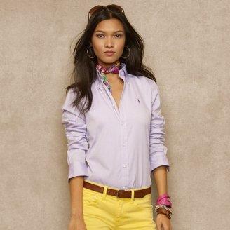 Ralph Lauren Blue Label Super-Slim-Fit Shirt