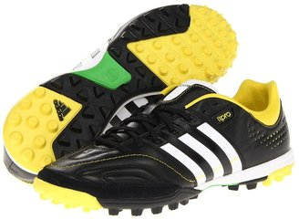 adidas 11Core TRX TF - micoach (Black/Running White/Vivid Yellow) - Footwear