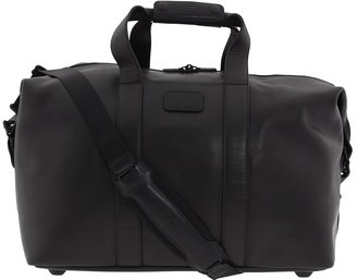Tumi Alpha - Small Soft Leather Travel Satchel