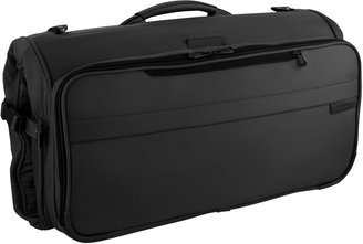 Briggs & Riley Compact Suit and Garment Bag, Black