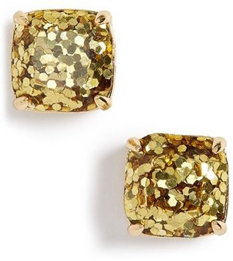 Women's Kate Spade New York Glitter Stud Earrings $38 thestylecure.com