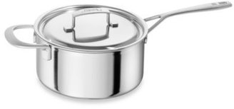 Zwilling J.A. Henckels Sensation 4 qt. Stainless Steel Covered Saucepan