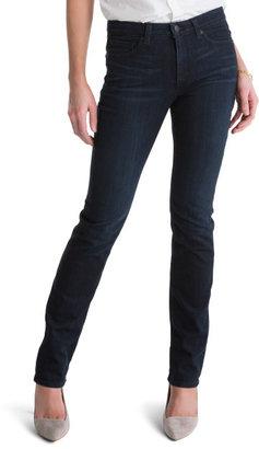 Spanx The Slim-X® Straight Jeans in Dark Dipped