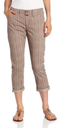 Levi's Women's Cropped Chino Pant