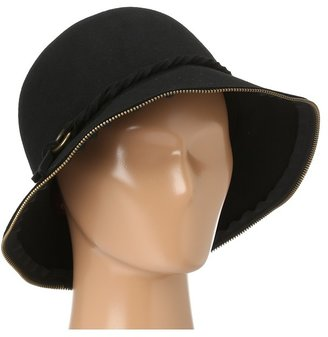 San Diego Hat Company CHA6418 Zipper Braided Band Buckle