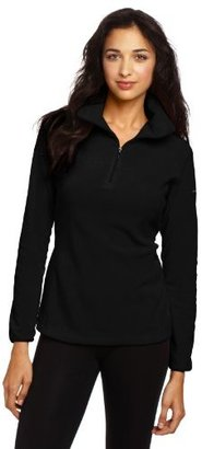 Columbia Women's Glacial Fleece III Half-Zip Jacket $24.99 thestylecure.com