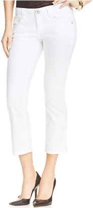 Jolt Juniors' Cropped Jeans
