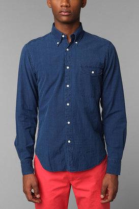 Gant Indigo Madras Shirt