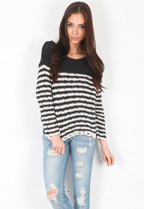 Free People French Creek Pullover -