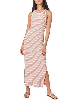 Joie Meri Striped Maxi Dress