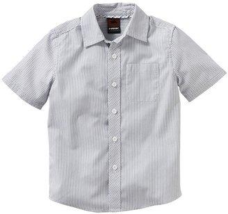 Tony hawk ® striped woven button-down shirt - boys 4-7x