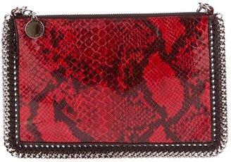 Stella McCartney python print 'Falabella' bag