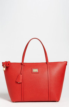 Dolce & Gabbana 'Miss Escape - Classic' Leather Tote