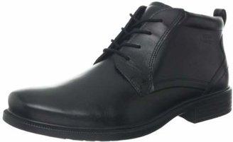 Ecco Men's Dublin Plain-Toe GTX Ankle Boot