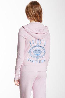 Juicy Couture Juicy Crown Terry Jacket