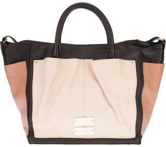 See by Chloe block colour tote