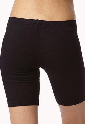 Forever 21 Basic Biker Shorts