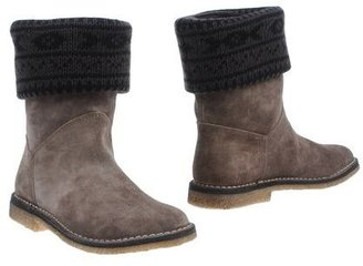 OTTOeDIECI CAFÈNOIR Ankle boots