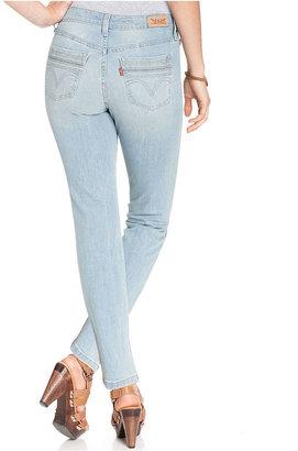 Levi's Petite Jeans, Midrise Skinny