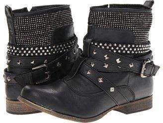 Wanted Ditmar (Black) - Footwear