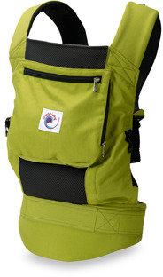 Ergo ERGObaby® Performance Carrier and Accessories - Green