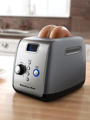 KitchenAid Contour Silver 2-Slice Toaster