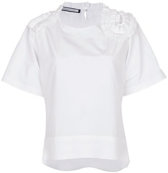 Aquilano Rimondi Aquilano.Rimondi short-sleeved blouse