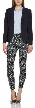 Basler Women's 918030.013 Short 2-Button Long Sleeve Jacket,(Manufacturer Size:40)