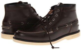 Lacoste Drapeau 2 (Dark Brown) - Footwear