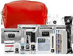 Pinch Provisions Minimergency® Kit For Her - Red Patent
