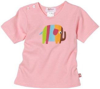 Zutano Elefant Short Sleeve T-Shirt