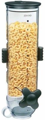 Zevro Single Wall Mount Dry Food 13 Oz. Cereal Dispenser