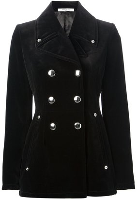 Givenchy double breasted coat