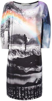 Mary Katrantzou 'Wisherman' print dress