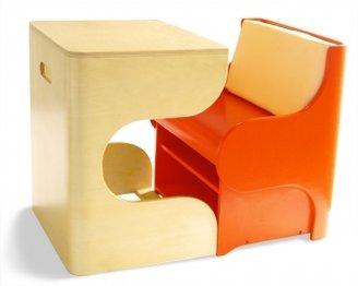 P'kolino Pin It Klick Desk And Chair Set