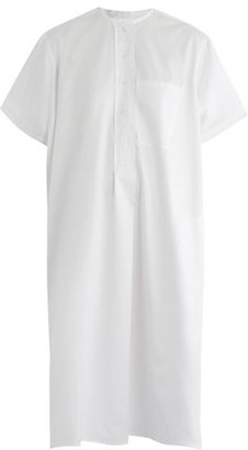 E. Tautz Oversized cotton shirt dress