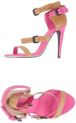 Bottega Veneta High-heeled sandals