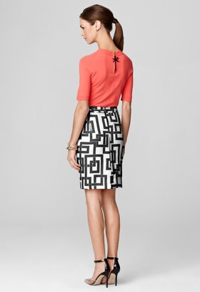 Milly Pencil Skirt