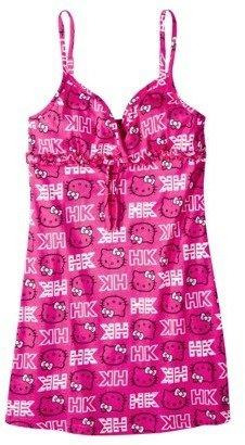 Hello Kitty Juniors Sleep Cami - Pink