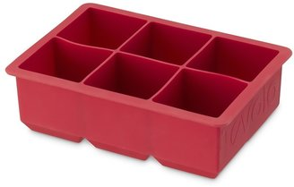 Williams-Sonoma King Cube Silicone Six-Cube Ice Tray