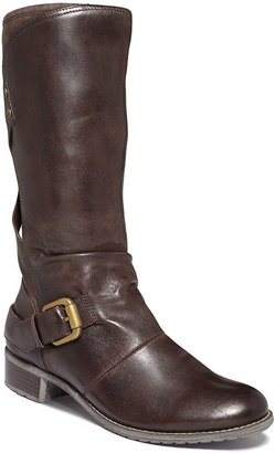 Hush Puppies Women's Weather Smart Chamber 12 Wide Calf Boots