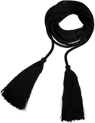 Kiki de Montparnasse Black bondage rope