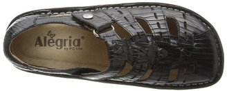 Alegria Pesca Women's Hook and Loop Shoes