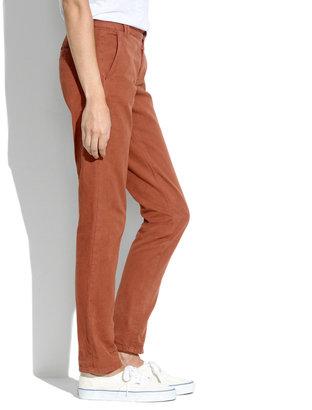 Madewell Canvas Rivington Trousers