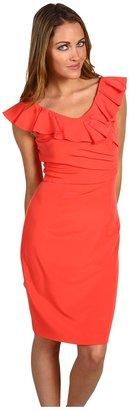 Elie Tahari Winnie Dress (Egypt Coral) - Apparel